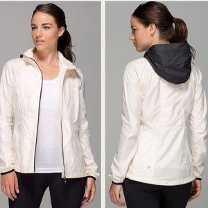 LULULEMON - Back Pack it Jacket Pink, 10